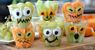 Fruta Halloween